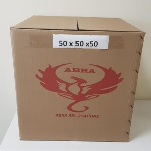 Packing Box (Medium) 50cm x 50cm x 50cm